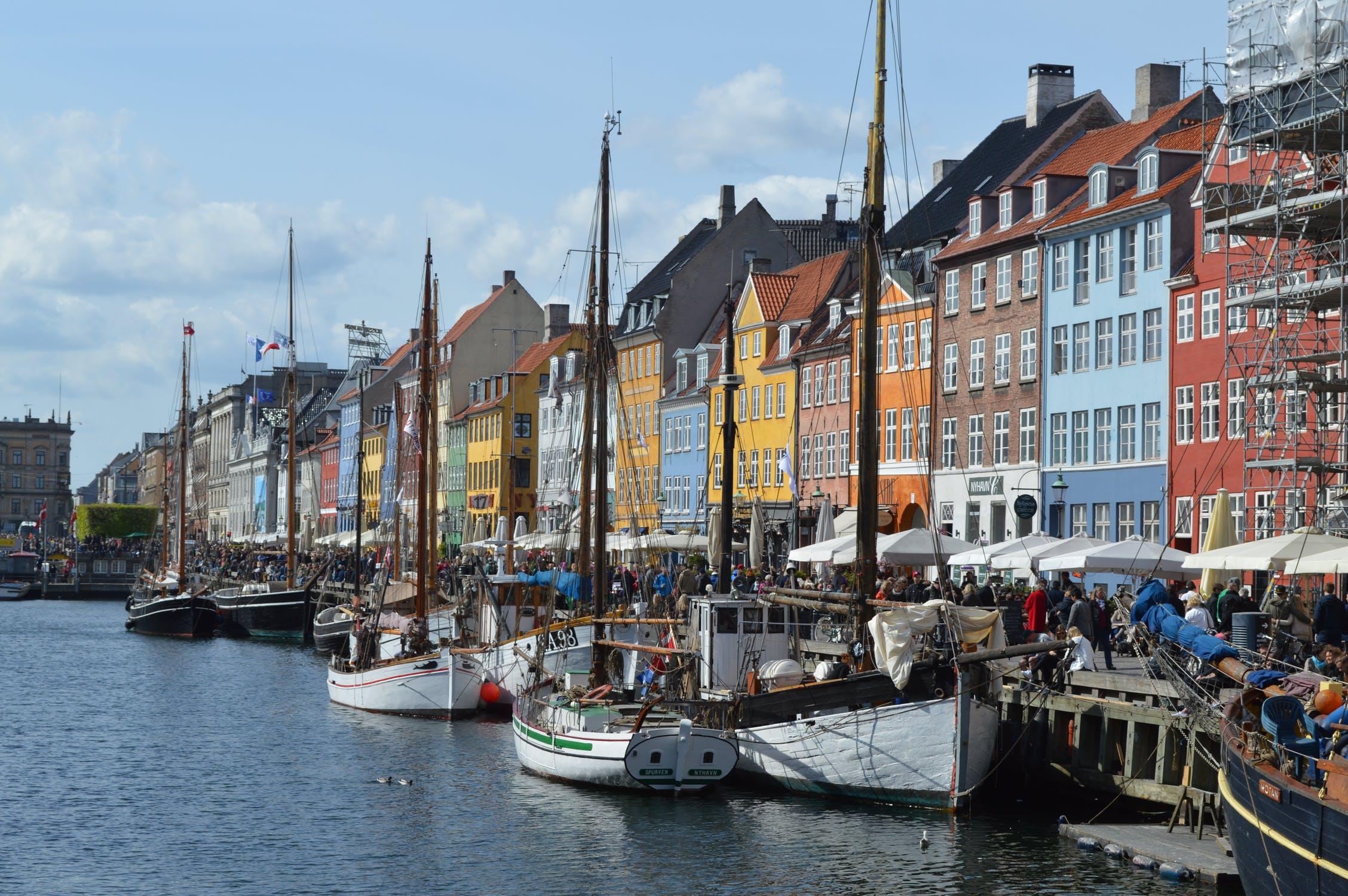 Et af Danmarks kendte steder